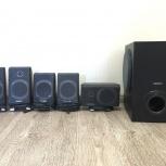 Продам акустику 5.1 Creativ, Новосибирск