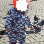 Детский комбинезон, Новосибирск