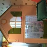 Продаётся декоративный домик стеллаж, Новосибирск