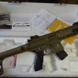 Продам винтовку Sig Sauer MPX или поменяю рср Crosman Wildfire, Новосибирск
