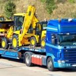Перевозка негабаритных грузов по России, Новосибирск