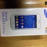 телефон Samsung Galaxy Star Plus White, Новосибирск