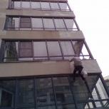 промышленный Альпинист, Новосибирск