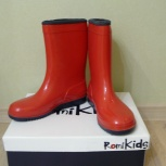 Детские резиновые сапожки Romika Kids (новые), р.34-35, Новосибирск