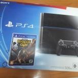 Sony PlayStation 4 куплена была в середине авкуста, Новосибирск