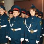 Кадетская форма для кадетов казаков летняя зимняя рубашка, Новосибирск