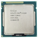 Продам процессоры  Intel Core i3-3220, i5-3470, AMD A10-6800k, Новосибирск
