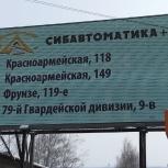 Продаём рекламный LED светодиодный видео-экран, Новосибирск