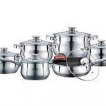Набор посуды PETERHOF PH-15774 12в1, Новосибирск