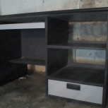 Продам стол компьютерный, б/у, отс. 120*74 см., Новосибирск