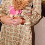 Дизайнерское платье Анна Чапман, Новосибирск