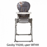Продам стульчик для кормления Geoby Y9200, б/у, Новосибирск