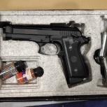 Пневматический пистолет Swiss Arms p92 (Berretta), Новосибирск