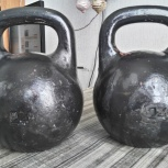Продам гири 24 кг, Новосибирск