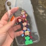 Чехол iPhone XR, Новосибирск