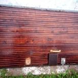Продам металлическую дверь бу метал 3мм, Новосибирск