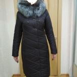 Продам утеплённое стёганое пальто, Новосибирск
