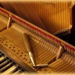 Фортепиано (пианино), рояль, регулировка механики ,настройка, Новосибирск