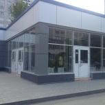 Монтаж вентилируемых фасадов, Новосибирск