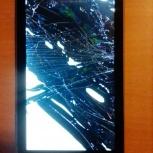 """Продам планшет Билайн Таб, диагональ 7"""", с разбитым экраном, Новосибирск"""