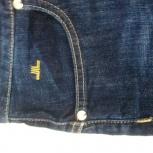 продам джинсы трусарди оригинальные женские размер 48-50 синие новые, Новосибирск