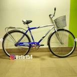 Велосипед Урал, Новосибирск
