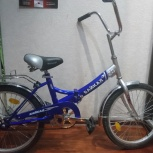 Продам детский велосипед БАЙКАЛ 20, Новосибирск
