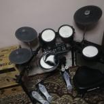 Продаю электронную ударную установку (барабаны) Yamaha DTX540K., Новосибирск