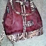 Guess рюкзак женский новый, Новосибирск