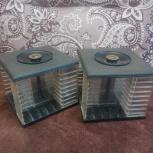 Продам подставку для аудио кассет. Цена за 2шт., Новосибирск