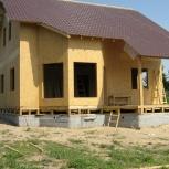 Строительство деревянных и каменных домов, Новосибирск