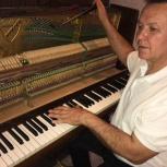 Настрою пианино, Новосибирск