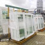 Готовые пластиковые окна для дачи и дома, Новосибирск
