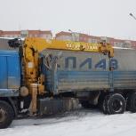 Грузовые перевозки, Новосибирск