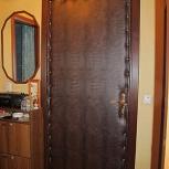 обить обшить перетянуть входную дверь дермантином, Новосибирск