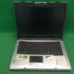 Начальный ноутбук acer travelmate 2480, Новосибирск