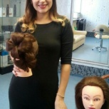 Преподаватель по плетению кос и причёскам, Новосибирск