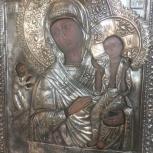 Икона Нечаянная Радость, 19 век., Новосибирск