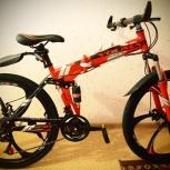 Продам NEW горный велосипед, Новосибирск