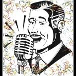Живое исполнение, живой голос, живой вокал. Ведущий, Новосибирск
