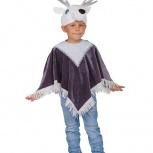 Карнавальный детский костюм северного оленя., Новосибирск