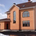 Каменщики-облицовка дома, Новосибирск