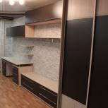 Изготовление мебели под заказ. Кухни. детские, спальни, гардеробные, Новосибирск