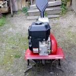 Срочно продам мотокультиватор в хорошем состоянии, Новосибирск