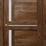 Дверь межкомнатная, 3D-покрытие, Коллекция FORET-LIGHT, Модель Медиана, Новосибирск