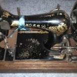 Швейная машинка Singer, Новосибирск