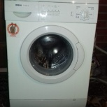 Продам стиральную машинку Bosch Б/У, Новосибирск