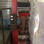 Автомат для фасовки и упаковки сыпучих продуктов, Новосибирск