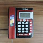 Продам телефон INTEGO, Новосибирск