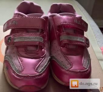 7777a9256228 Продам детские кроссовки для девочки б у фото, Цена - 400.00 руб.,  Новосибирск - НГС.ОБЪЯВЛЕНИЯ